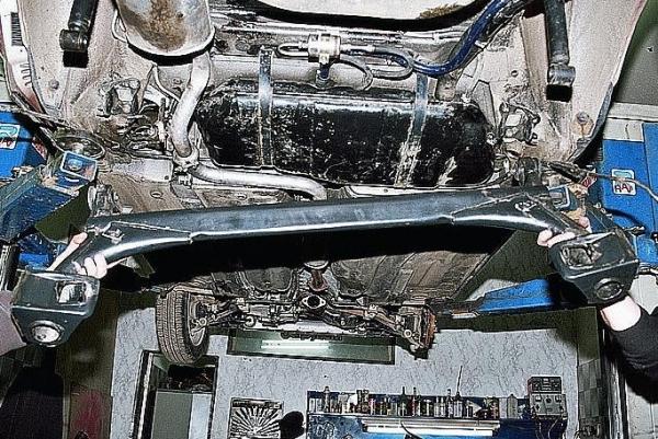 Диагностика неисправностей задней подвески на ВАЗ 2110