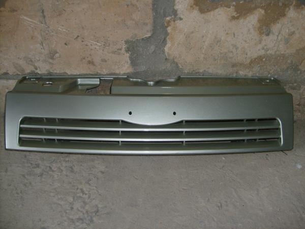 Доработка решетки радиатора на ВАЗ 2110