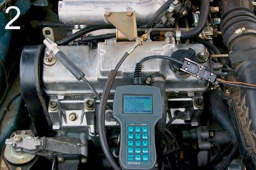 Двигатель не набирает обороты на ВАЗ 2110