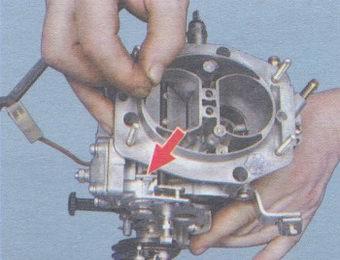 Как отрегулировать карбюратор на ВАЗ 2109
