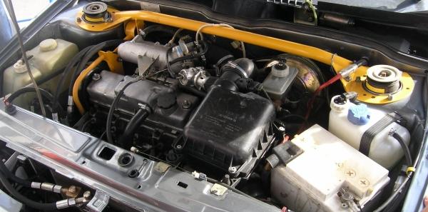 Мощность двигателя на ВАЗ 2114 и другие технические характеристики