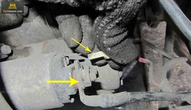 Не крутит стартер ВАЗ 2110: возможные причины и их устранение