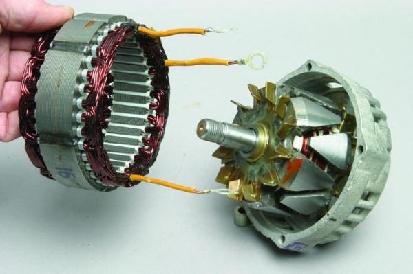 Нет зарядки от генератора на ВАЗ 2110, что делать?