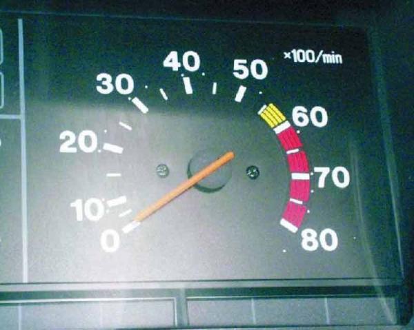 Подключаем тахометр на ВАЗ 2109 (карбюратор)