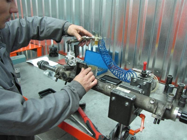 Ремонт рулевой рейки на ВАЗ 2109 своими руками (Видео)