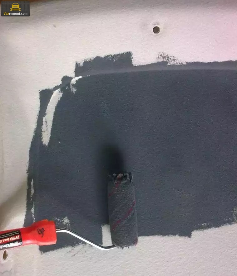 Тюнинг элементов салона ВАЗ 2110 своими руками