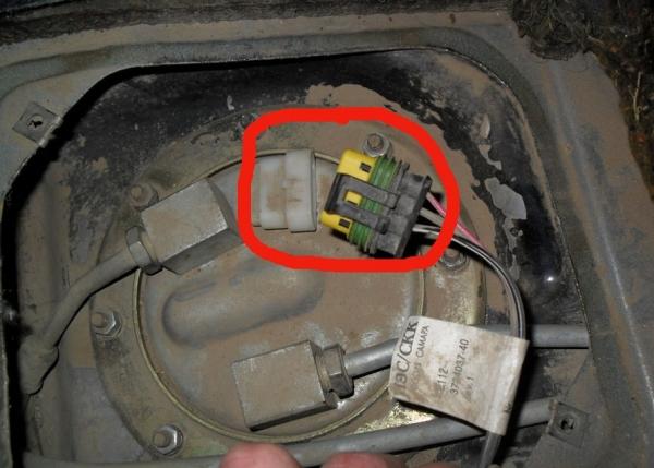Замена бензонасоса и сетки на ВАЗ 2114