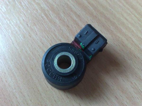 Замена датчика детонации на ВАЗ 2109 (инжектор)