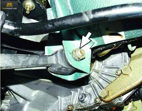 Замена сайлентблоков рычагов ВАЗ 2110
