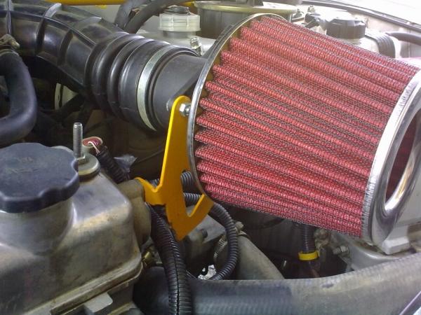Замена воздушного фильтра на ВАЗ 2114