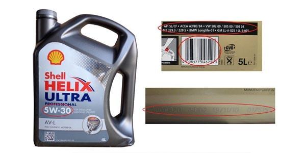 Что обозначает маркировка моторного масла 5w30 и 5w40