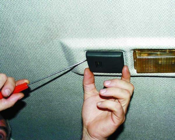 Датчик температуры салона в ВАЗ 2110: замена своими руками