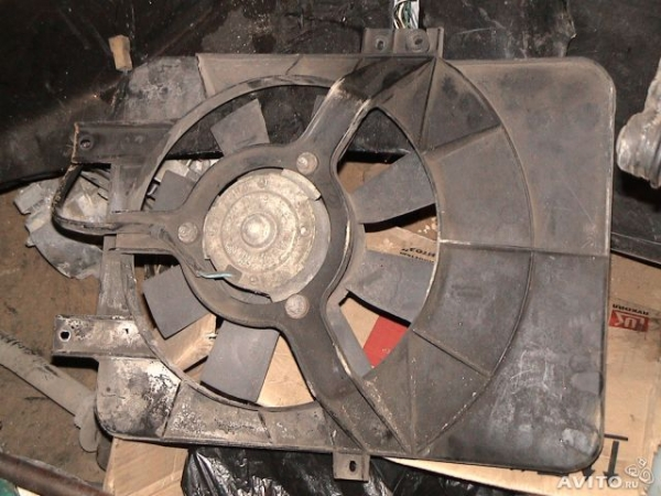 Датчик включения вентилятора радиатор на ВАЗ 2110
