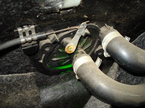 Инструкция по замене крана печки на ВАЗ 2114