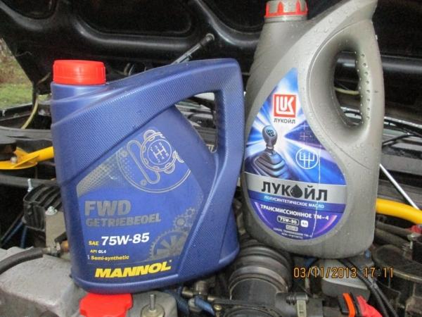 Как поменять масло в коробке ВАЗ 2114
