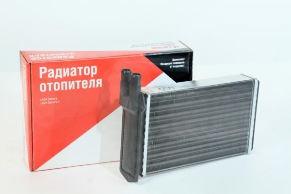 Как поменять радиатор печки на ВАЗ 2109