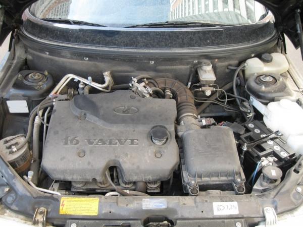 Как помыть двигатель ВАЗ 2114?