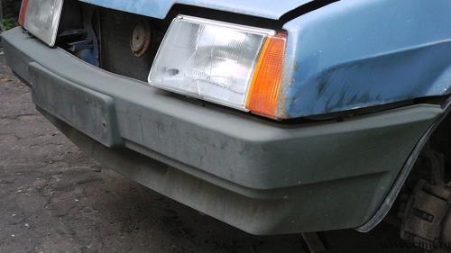 Как снять передний бампер на ВАЗ 2109 (видео)