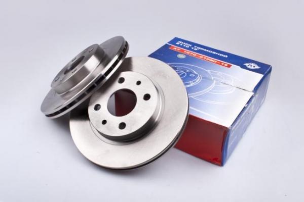 Какие лучше тормозные диски поставить на ВАЗ 2110?