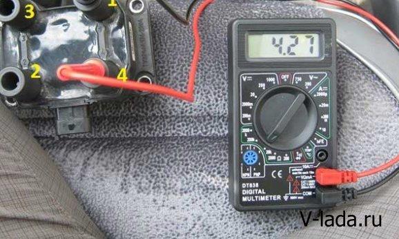 Катушка зажигания ВАЗ 2114: замена и ремонт своими руками