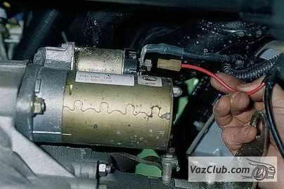 Не крутит стартер на инжекторной ВАЗ 2110?