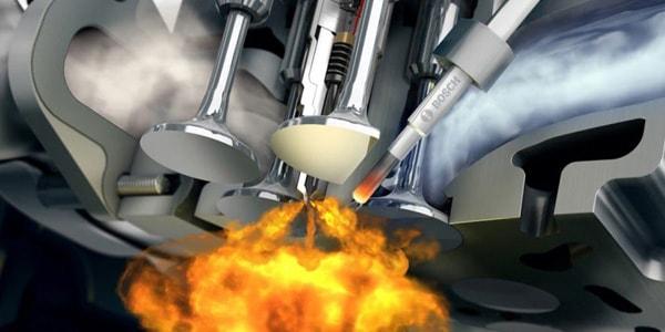 Особенности дизельного двигателя