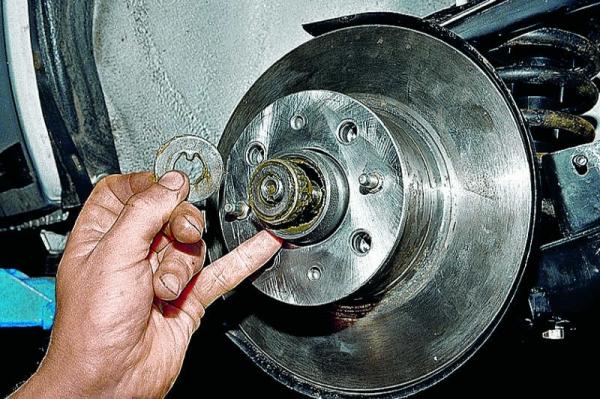 Подшипник задней ступицы ВАЗ 2110: когда нужно менять и полный процесс замены