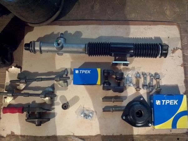 Ремонт и регулировка рулевой рейки на ВАЗ 2114 своими руками