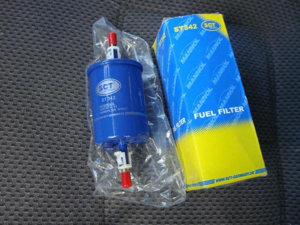 Топливный фильтр на ВАЗ 2110: замена своими руками, рекомендации