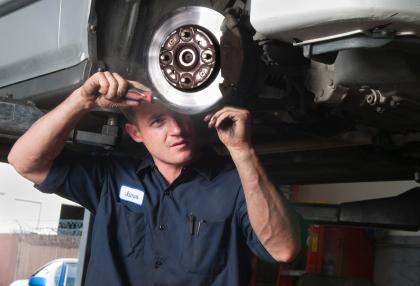 Тормозные диски и их функция в автомобиле
