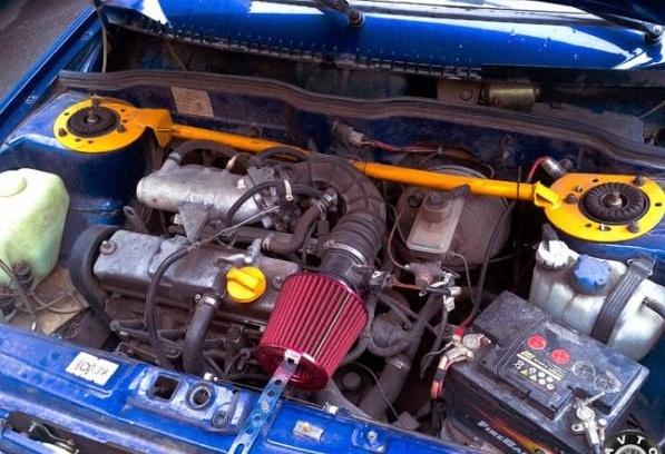 Троит двигатель на ВАЗ 2114 инжектор 8 клапанов