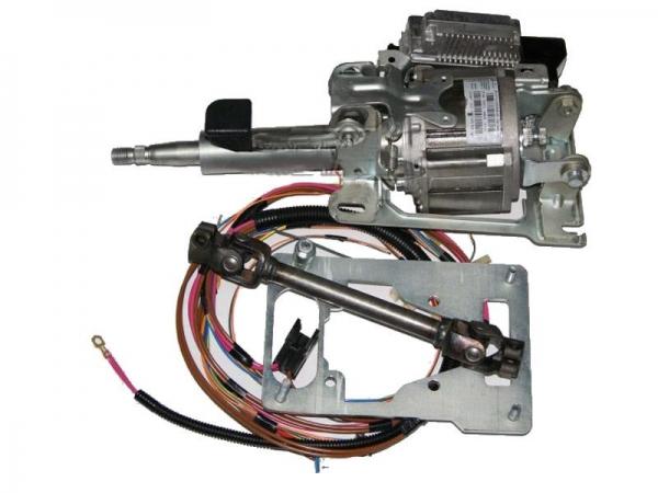 Установка электроусилителя руля на ВАЗ 2109