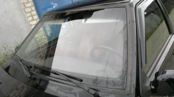 Выбор и самостоятельная змена лобового стекла на ВАЗ 2114