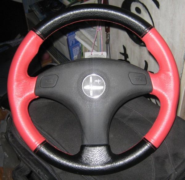 Выбор качественного рулевого колеса для ВАЗ 2110
