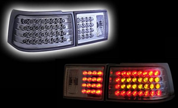 Задние фонари на ВАЗ 2110: хитрости тюнинга своими руками