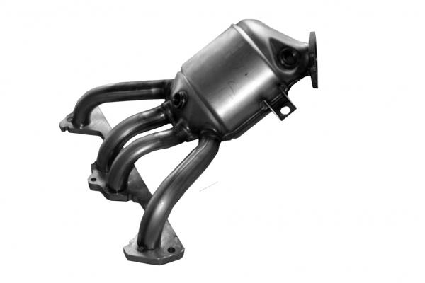 Замена катализатора на ВАЗ 2114 (8 и 16 клапанов) своими руками