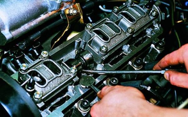 Замена сальников клапанов на ВАЗ 2109 (видео)