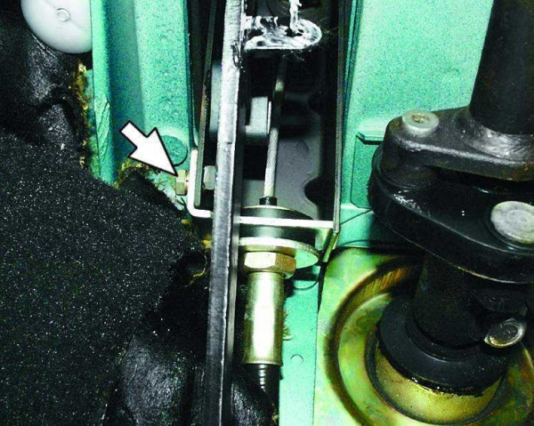 Замена тросика сцепления на ВАЗ 2110 своими руками (видео)