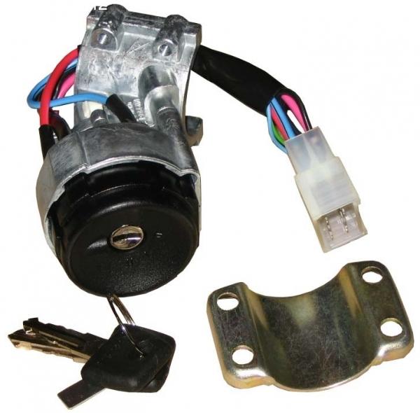 Замена замка зажигания на ВАЗ 2114 и схема подключения проводов