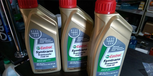 Значение трансмиссионного масла