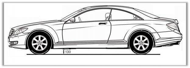 Что такое клиренс автомобиля и как его измерить