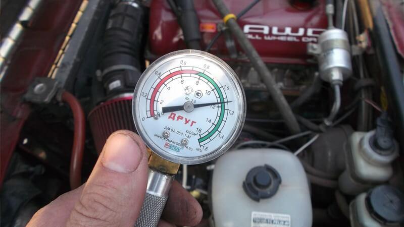 Долго крутит стартер при пуске двигателя
