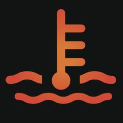 Горит лампочка температуры охлаждающей жидкости: причины, диагностика, решение проблемы