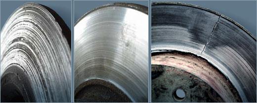 Как определить допустимый износ тормозных дисков