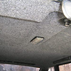 Как перетянуть обшивку потолка автомобиля