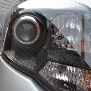 Как почистить линзы в фарах головного освещения