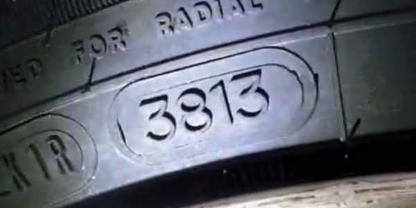 Как узнать дату производства шины?