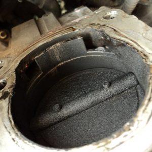 Не падают обороты двигателя на холостом ходу