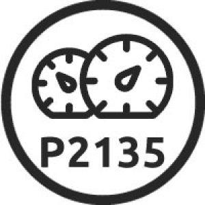 Ошибка P2135 – несовпадение показаний первого и второго датчиков дроссельной заслонки