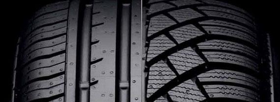 Почему шумят летние шины